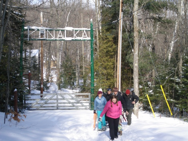Winter Walk-In February 6th 2016